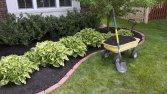border mulch