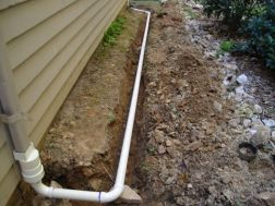 pipe drains